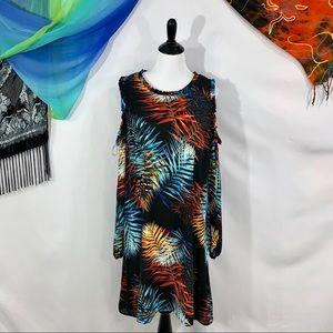 Worthington Cold Shoulder Dress - Size 16